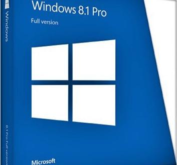 Windows 8.1 Pro Spanish (Updated March 2016)