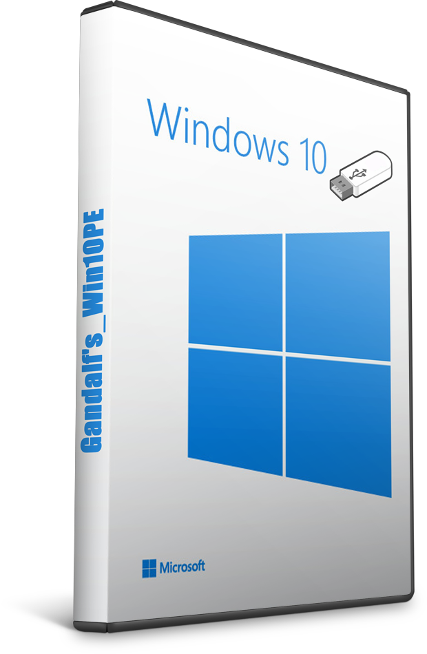 Download Windows 10PE TH2