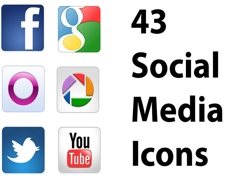 Download Social Networking Icons