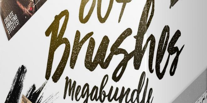 Download Photoshop Brushes Megabundle
