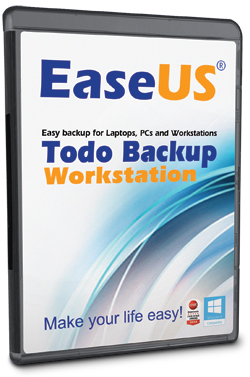 Download EaseUS Backup Workstation v6.5