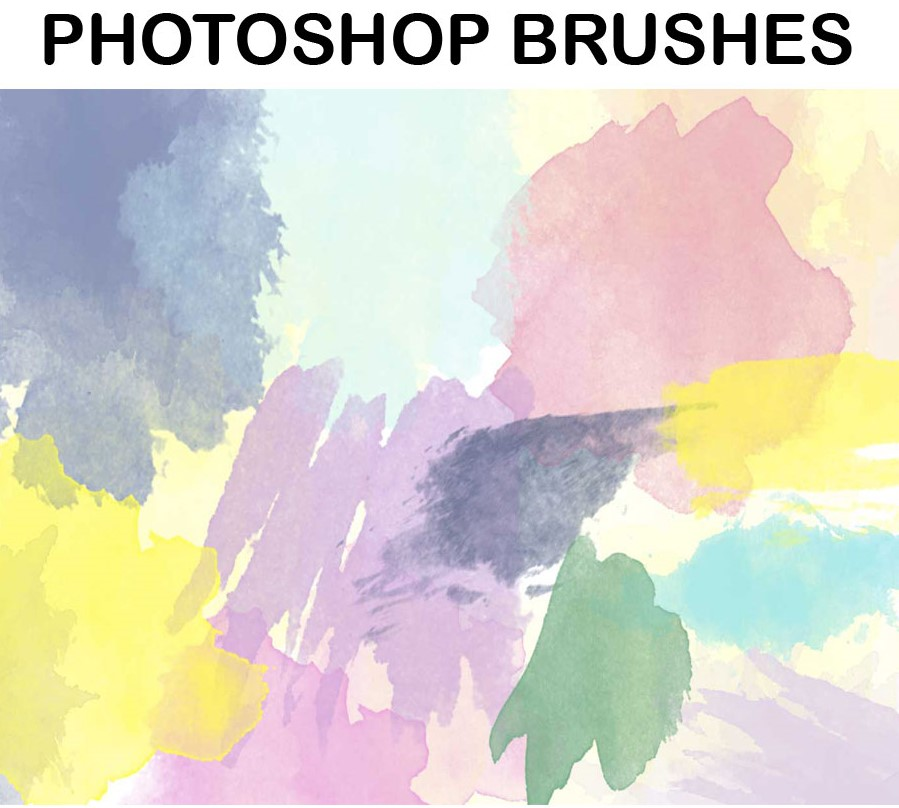Download 38 watercolor brushes