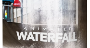 Download Animated Waterfall Effect