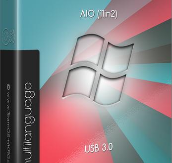 Download Windows 7 SP1 AIO