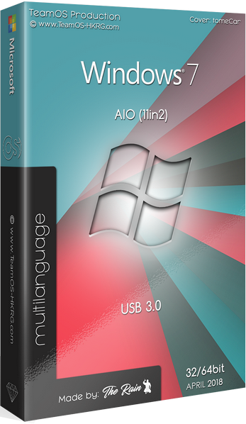 Download Windows 7 SP1 AIO