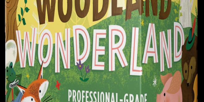 Download Woodland Wonderland Photoshop