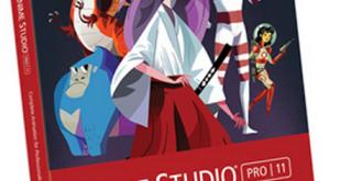 Download Anime Studio Pro v11.0