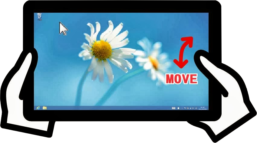 Download Touch Mouse Pointer v1.7.0.1