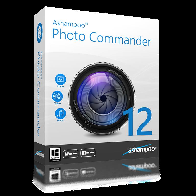 Download Ashampoo Photo Commander v12.0.3