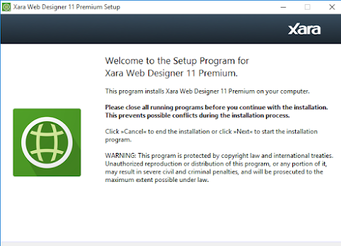 Download XARA Web Designer Premium