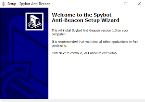 Download Spybot Anti-Beacon v1.3