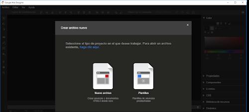 Download Google Web Designer v1.4.1.0901
