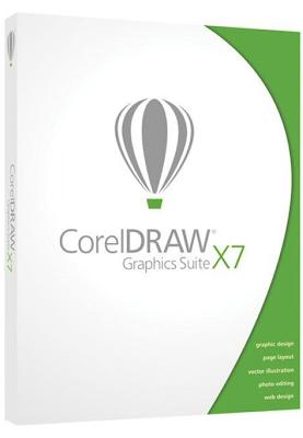 Download CorelDRAW Graphics Suite X7